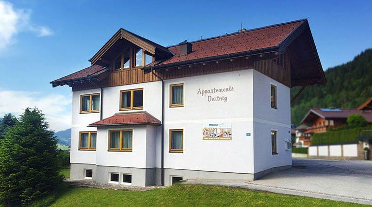 Ferienwohnung in Flachau - Haus Dertnig
