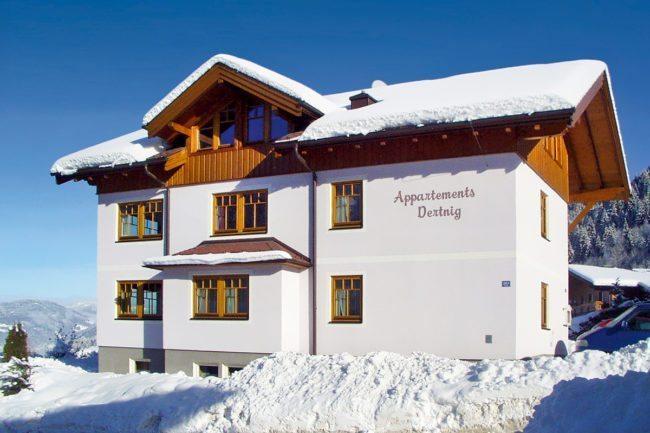 Sommer- & Winterurlaub im Appartement Dertnig in Flachau, Salzburg