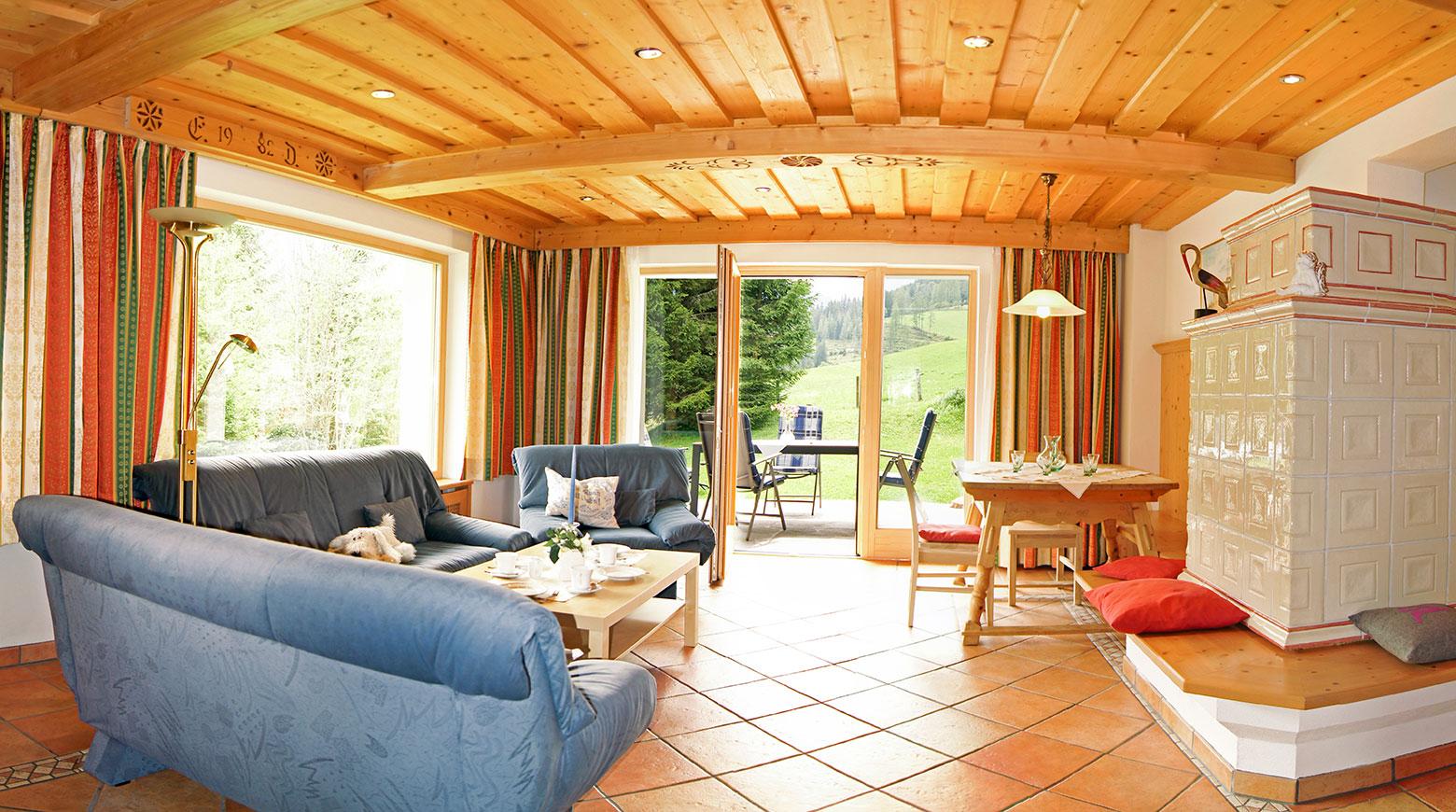 Ferienwohnung Dachstein, Appartement in Filzmoos