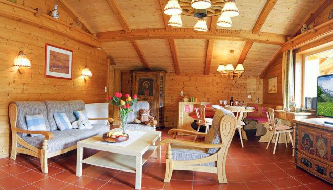 Ferienwohnungen in Filzmoos, Ferienwohnung Bischofsmütze, Haus Dachstein