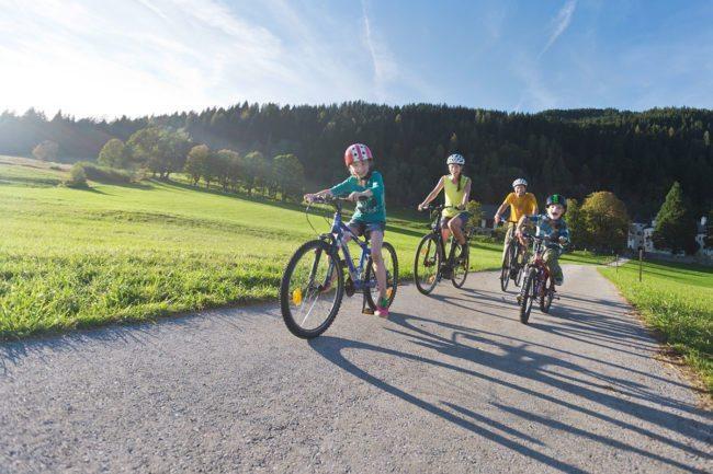 Radfahren - Sommerurlaub in Flachau, Salzburger Land