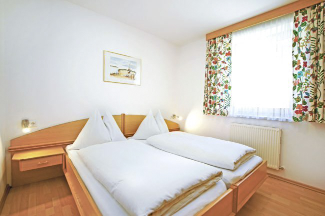 Schlafzimmer - Ferienwohnungen in Flachau, Ferienwohnung Amadé, Appartements Dertnig