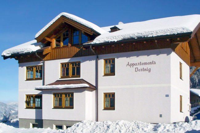 Skiurlaub in Flachau - Appartement Dertnig, Ferienwohnungen in Flachau