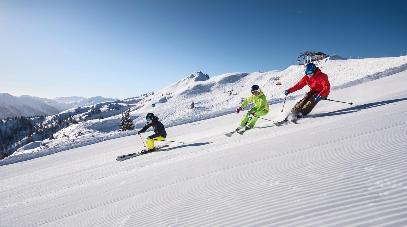 Skiurlaub in Flachau, Skiverbund Ski amadé