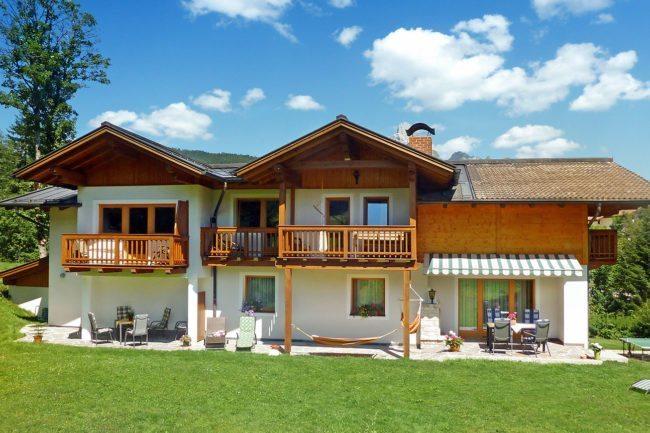 Sommerurlaub im Haus Dachstein in Filzmoos