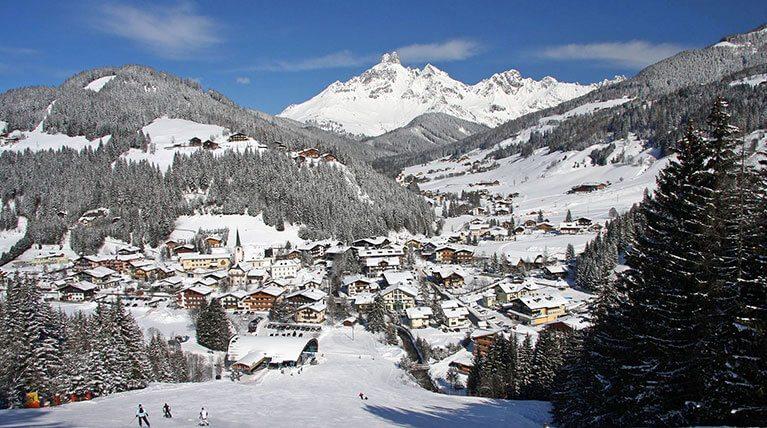 Winter- & Skiurlaub in Filzmoos, Ski amadé