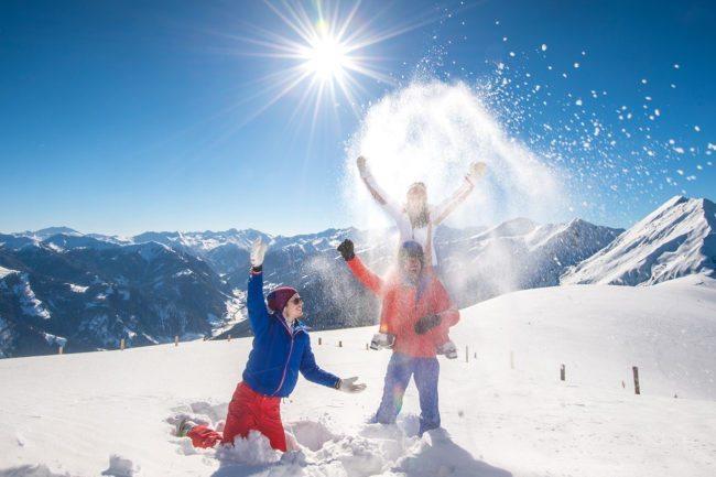 Winter- & Skiurlaub in Ski amadé