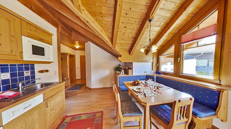 Ferienwohnungen in Flachau, Ski amadé - Urlaub in den Appartements Dertnig